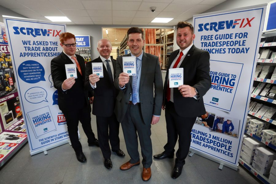 Scottish Apprentice Guide Launch