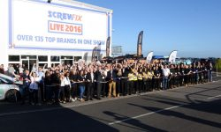 Screwfix Live 2016